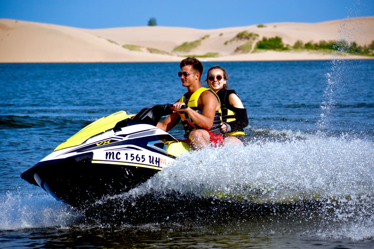 Wave Runners Rental at Wave Club Water Sports
